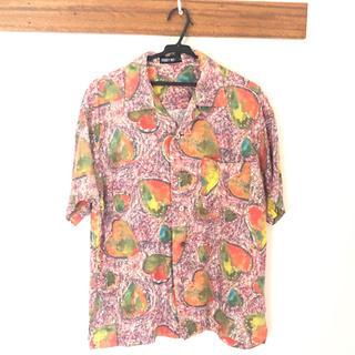 イッセイミヤケ(ISSEY MIYAKE)のISSEY MIYAKE オープンカラーシャツ(シャツ)