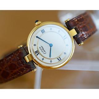 Cartier - 美品 カルティエ マスト ヴァンドーム ゴールドリング LM Cartier