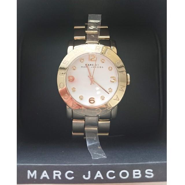 スーパーコピー 時計 ロレックス サブマリーナ / MARC BY MARC JACOBS - 【新品未使用】MARC BY MARC JACOBS レディース 腕時計 Amyの通販