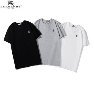 BURBERRY - ✨BURBERRY★半袖Tシャツ男女兼用★2枚千円引き送料込み【3色】#04