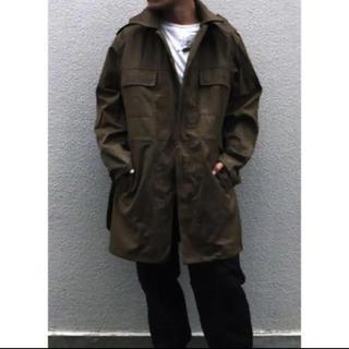 ハイク(HYKE)の貴重 美品 80s ビンテージ ユーロ チェコ軍 M85 フィールド コート(ミリタリージャケット)