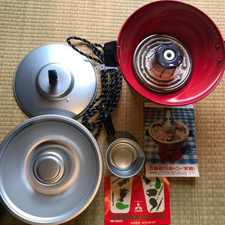 ミツビシデンキ(三菱電機)の三菱電気ホーコー(火鍋) レトロ 昭和(調理機器)