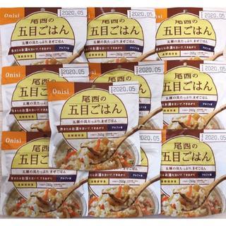 非常用保存食 五目ごはん 50食分 アルファ米(インスタント食品)