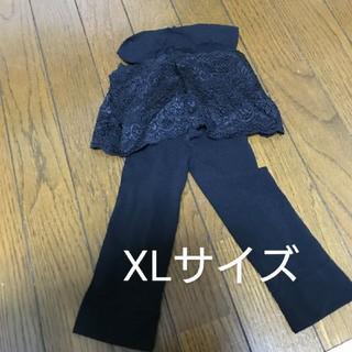 アツギ(Atsugi)の美品アツギ骨盤サポートスパッツ(レギンス/スパッツ)
