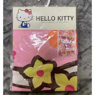 ハローキティ(ハローキティ)のhello kitty のれん(のれん)