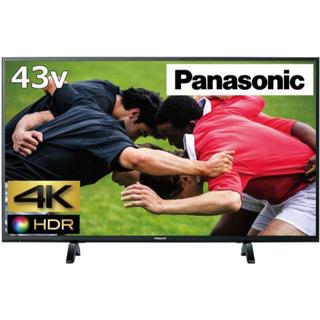 Panasonic - パナソニック 43V型 4K液晶テレビ ビエラ HDR対応 TH-43FX500