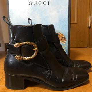Gucci - GUCCI ブーツ ミケーレ ハリー