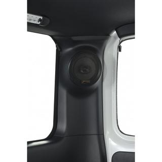 トヨタ - 【新品】ギブソン 200ハイエース スーパーGL用 Dピラー(間接照明付)黒