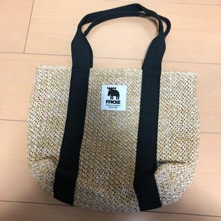 タカラジマシャ(宝島社)のmoz かごバッグ(かごバッグ/ストローバッグ)