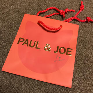 ポールアンドジョー(PAUL & JOE)のポール&ジョー ショッパー(ショップ袋)