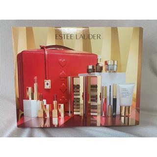 エスティローダー(Estee Lauder)のエスティローダー 2019 ホリデー メークアップ クリスマス コフレ(コフレ/メイクアップセット)