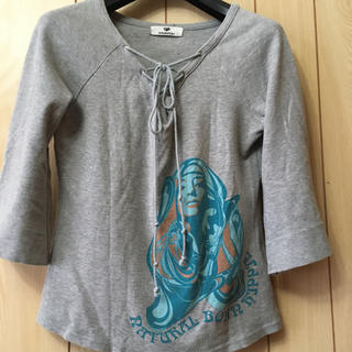 ビバユー(VIVAYOU)のVIVAYOUビバユー カットソー(Tシャツ(長袖/七分))