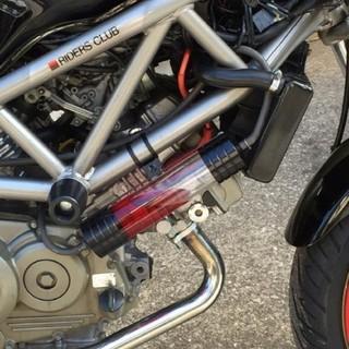 汎用バイク用リザーブタンク