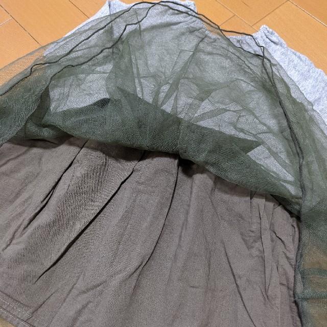 WILL MERY(ウィルメリー)のウィルメリー 長袖トップス ワンピース 80 キッズ/ベビー/マタニティのベビー服(~85cm)(ワンピース)の商品写真