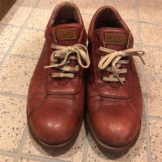 カンペール(CAMPER)の【カンペール】革靴スニーカー(スニーカー)