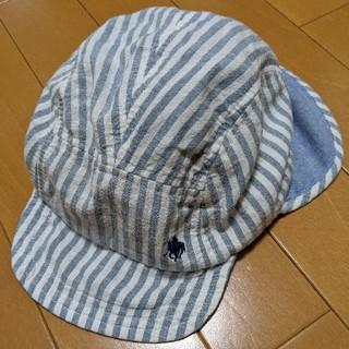 POLO RALPH LAUREN - ラルフローレン キッズ帽子 52㌢