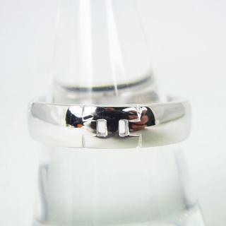 エルメス(Hermes)のエルメス 750WG ヘラクレス リング 58 18号[g172-2](リング(指輪))
