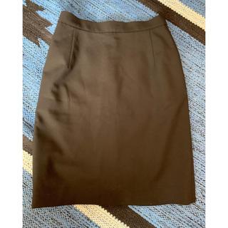カルバンクライン(Calvin Klein)のCalvin Klein オフィススカート(ひざ丈スカート)
