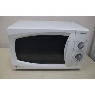 送料無料【60Hz専用】電子レンジ LG電子 GL212(電子レンジ)