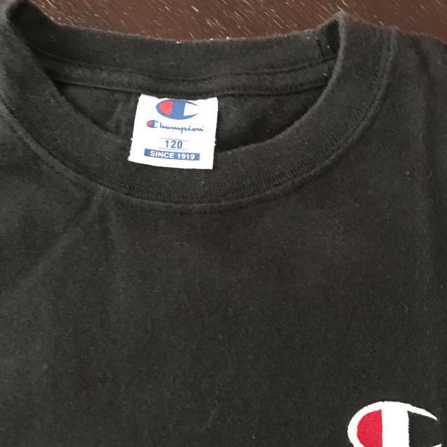 Champion(チャンピオン)のマッキー様★専用 キッズ/ベビー/マタニティのキッズ服男の子用(90cm~)(Tシャツ/カットソー)の商品写真
