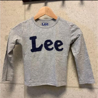 リー(Lee)のLee120㎝ロンT(Tシャツ/カットソー)