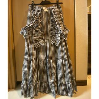 メリージェニー(merry jenny)のタグ付き新品 メリージェニー ロングスカート(ロングスカート)