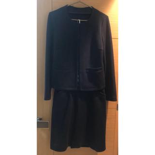 アールユー(RU)のRU アールユー 丸井 スーツ セットアップスーツ ノーカラージャケット(スーツ)