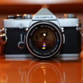 オリンパス(OLYMPUS)のオリンパス OM-1 (フィルムカメラ)