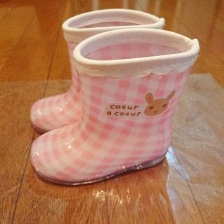 coeur a coeur - ʕ๑•ɷ•๑ʔクーラクール♡13cm長靴