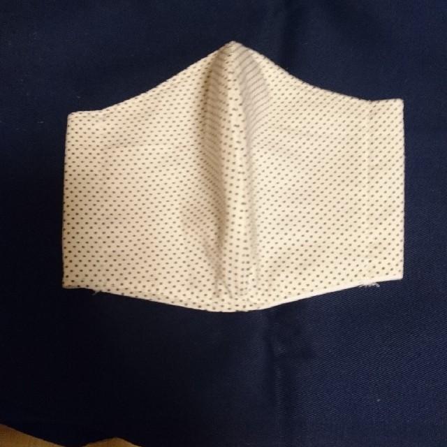 立体インナーマスク 大人用(ドット)の通販
