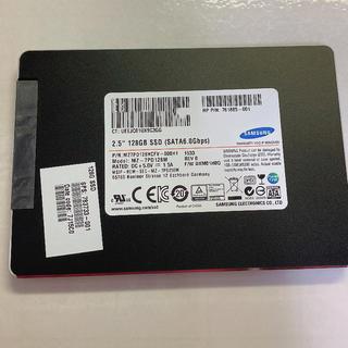 SAMSUNG - Samsung SSD 128GB 2.5インチSATA