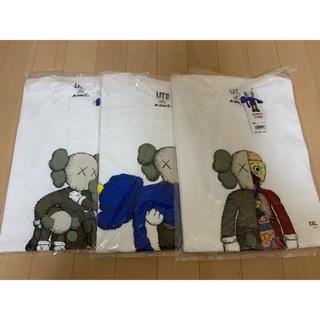 ユニクロ(UNIQLO)のUNIQLO KAWS(Tシャツ/カットソー(半袖/袖なし))