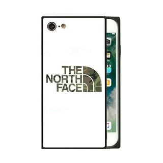 THE NORTH FACE - ノースフェイス ガラスケース iPhoneケース r69kh