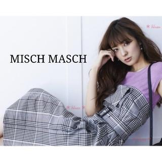 ミッシュマッシュ(MISCH MASCH)のMISCH MASCH*トレンチ風2WAYワンピース(ひざ丈ワンピース)