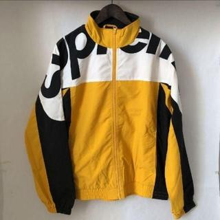 Supreme - supreme shoulder logo track jacket