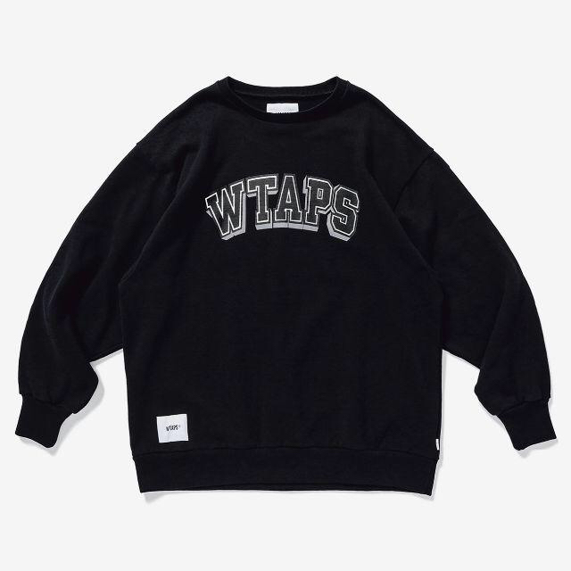 W)taps(ダブルタップス)のWTAPS DAWN. DESIGN CREW NECK / SWEATSHIR メンズのトップス(スウェット)の商品写真