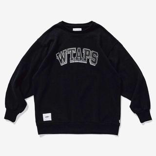 W)taps - WTAPS DAWN. DESIGN CREW NECK / SWEATSHIR