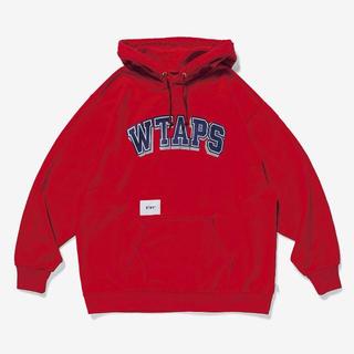 W)taps - WTAPS DAWN. DESIGN HOODED / SWEATSHIRT.