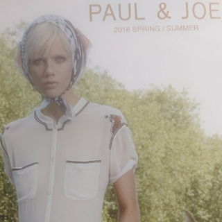 ポールアンドジョー(PAUL & JOE)の【美品】ポール&ジョー 2016ss カタログ冊子(その他)