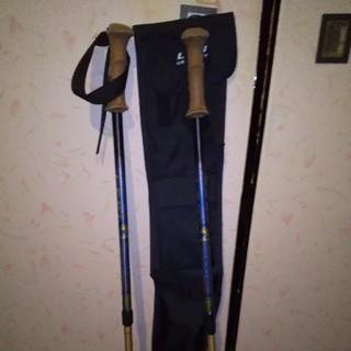 レキ(LEKI)のトレッキングポール(登山用品)