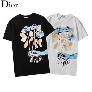 クリスチャンディオール(Christian Dior)の[2枚8000円送料込み] ディオール Dior Tシャツ 半袖 男女兼用(Tシャツ(半袖/袖なし))