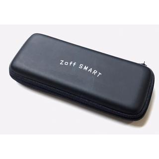 ゾフ(Zoff)のメガネケース Zoff SMART 黒(サングラス/メガネ)