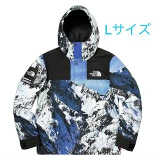 THE NORTH FACE - 正規品 supreme the north face 雪山 Lサイズ
