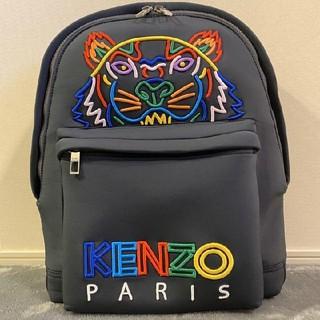KENZO - KENZO リュック タイガー 刺繍 バックパック 男女兼用 未使用