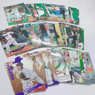フクオカソフトバンクホークス(福岡ソフトバンクホークス)の2013 BBM ベースボールカード 計53枚 プロ野球チップス(スポーツ選手)