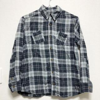 X-girl - x-girl チェックシャツ ネルシャツ