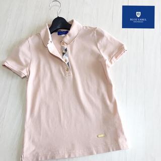 良品☆ブルーレーベルクレストブリッジ ポロシャツ  36サイズ