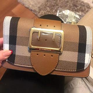 BURBERRY - 【新品未使用】Burberry bag バーバリー ショルダーバッグ