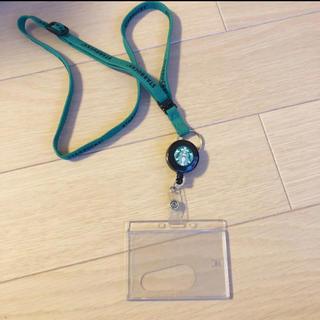 スターバックスコーヒー(Starbucks Coffee)のスターバックス カードホルダー(パスケース/IDカードホルダー)