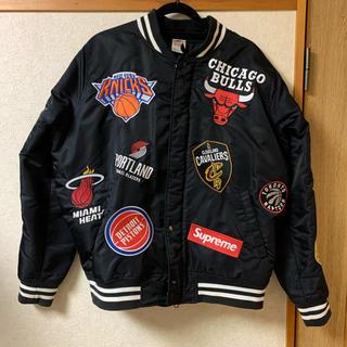 Supreme - Supreme NIKE NBA teams warm up black L